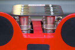 Bizzarrini P538 detail