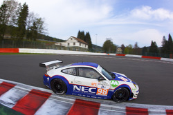 #98 Prospeed Competition Porsche 997 GT3 RSR: Paul van Splunteren, Niek Hommerson, Louis Machiels