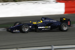 #8 Ingo Gerstl, Dallara GP2