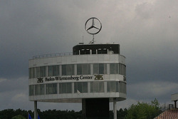 Hockenheim architecture