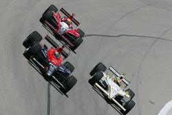 Marco Andretti, Andretti Autosport, Alex Lloyd, Dale Coyne Racing, Justin Wilson, Dreyer & Reinbold Racing