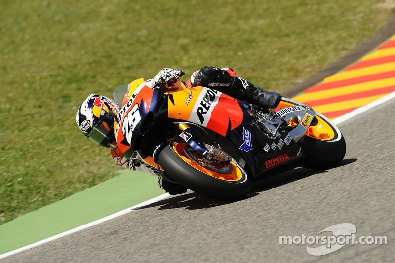 2010: Dani Pedrosa, Honda RC212V