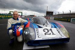 Gerard Larrousse mit dem Porsche 917 LH