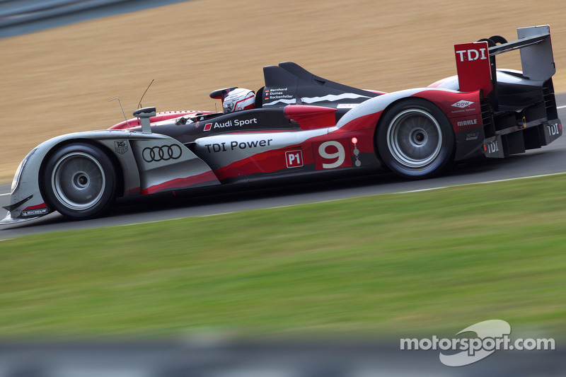 2010: Sieg bei den 24h Le Mans