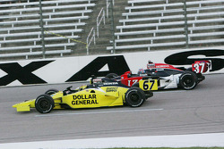 Sarah Fisher, Sarah Fisher Racing & Ryan Hunter-Reay, Andretti Autosport