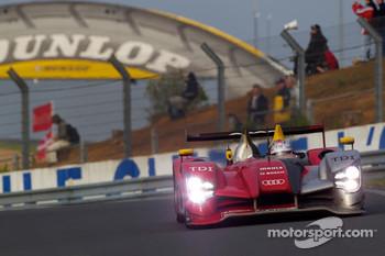 #7 Audi Sport Team Joest Audi R15: Tom Kristensen, Rinaldo Capello, Allan McNish