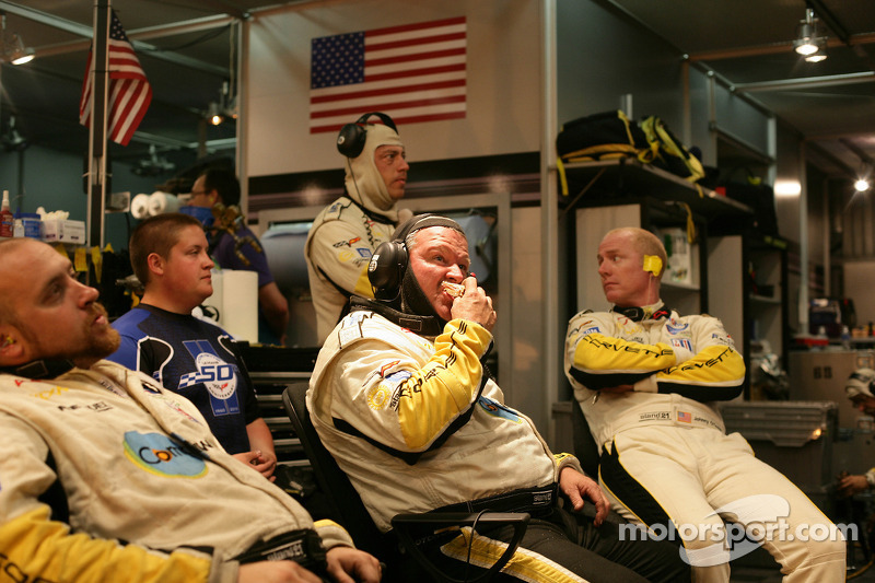 Corvette Racing teamleden
