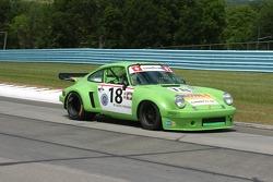 #18- 1974 Porsche 911 RSR with David Freidman.