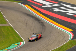 #26 Classic & Modern Racing, Ferrari F458 Italia GT3: Nicolas Misslin, Matthieu Vaxivière