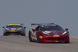 #24 Long Island Ferrari 458: Caesar Bacarella