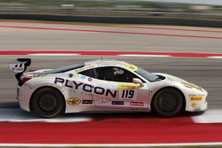#119 Ferrari of Long Island, Ferrari 458CS: Chris Cagnazzi