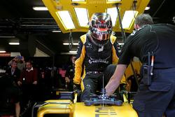Естебан Окон, третій пілот, Renault Sport F1 Team
