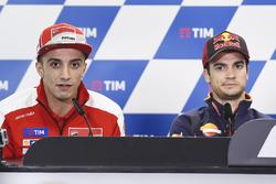 Andrea Iannone, Ducati Team, Marc Márquez, Repsol Honda Team