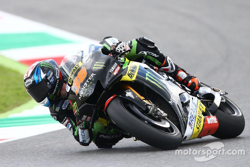 Bradley Smith (Yamaha) 7. Platz