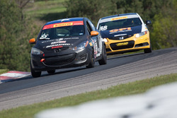 #55 Black Armor Helmets Mazda 2: James Wilson