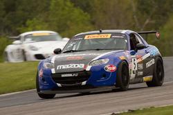 #5 BERG Racing Mazda MX-5: John A Weisberg