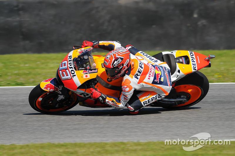 Marc Marquez (Honda) 2. Platz