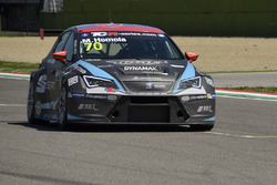 Mato Homola, B3 Racing Team Hungary, SEAT León TCR