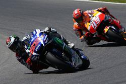 Jorge Lorenzo, Yamaha Factory Racing, Marc Márquez, Repsol Honda Team