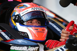 Pole-Position für James Hinchcliffe, Schmidt Peterson Motorsports, Honda