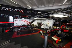 El garaje de Rapax