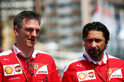 James Allison, Director técnico de Ferrari chasis