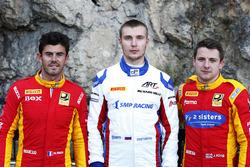 Обладатель поула - Сергей Сироткин, ART Grand Prix, второе место - Норман Нато, Racing Engineering, третье место - Джордан Кинг, Racing Engineering