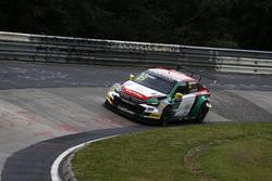 Mehdi Bennani, Citroen C-Elysée WTCC, Sébastien Loeb Racing