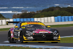 #19 Hogs Breath Café/Griffith Corporation, Mercedes-AMG GT3: Mark Griffith