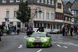 #13 skate aid e. V., Chrysler Viper: Titus Dittmann, Bernd Albrecht, Reinhard Schall, Michael Lachmayer