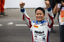 Le vainqueur Nobuharu Matsushita, ART Grand Prix