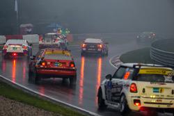 #142 Pixum Team Adrenalin Motorsport, BMW E90: Ioannis Smyrlis, Klaus-Dieter Frommer, Uwe Mallwitz, Michael Klotz