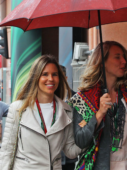 Nico Rosbergs Ehefrau Vivian