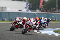 Michael van der Mark, Honda World Superbike Team, Joshua Brookes, Milwaukee BMW, Cameron Beaubier, Pata Yamaha Official WorldSBK Team