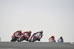 Нікі Хейден, Honda World Superbike Team, Лоренсо Савадорі, IodaRacing Team, Давіде Джуліано, Aruba.it Racing - Ducati