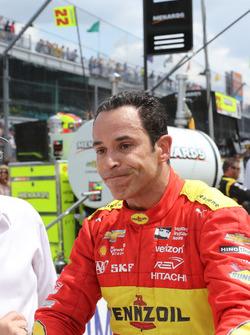 Еліо Кастроневес, Team Penske Chevrolet