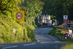 Der Snaefell Mountain Course: Jahr für Jahr Bühne für die Isle of Man TT