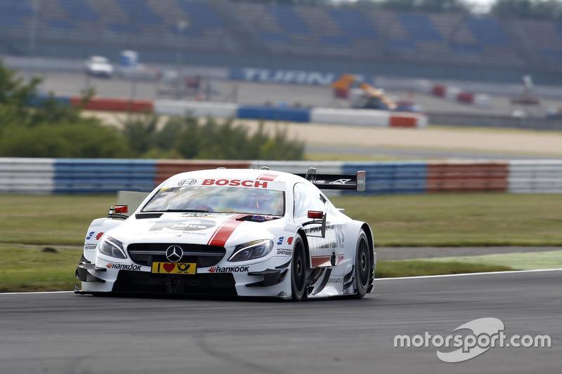 23. Esteban Ocon, Mercedes-AMG Team ART, Mercedes-AMG C 63 DTM DTM