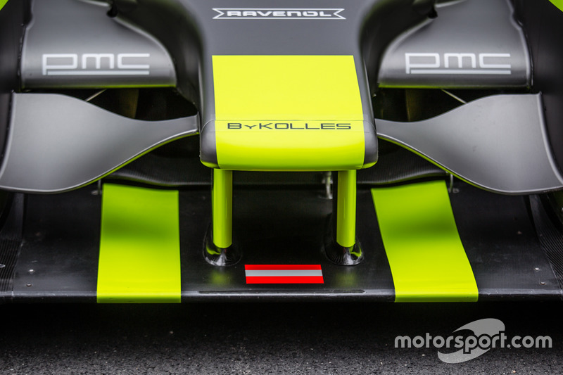#4 ByKolles Racing