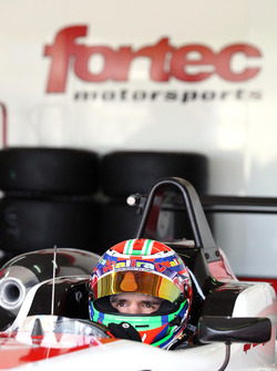 Igor Walilko, Fortec Motorsports