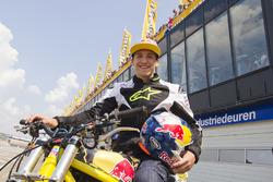 Aras Gubieza, stuntrijder