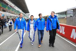 #47 KCMG Oreca 05 Nissan: Tsugio Matsuda, Matt Howson