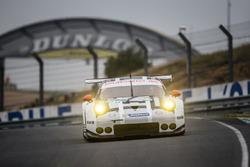 勒芒24小时耐力赛测试日