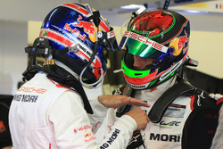 #1 Porsche Team Porsche 919 Hybrid: Mark Webber, Brendon Hartley