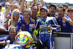 Sieger Valentino Rossi, Yamaha Factory Racing