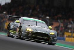 #98 Aston Martin Racing Aston Martin Vantage GTE: Пол Далла Лана, Педро Ламі, Матіас Лауда
