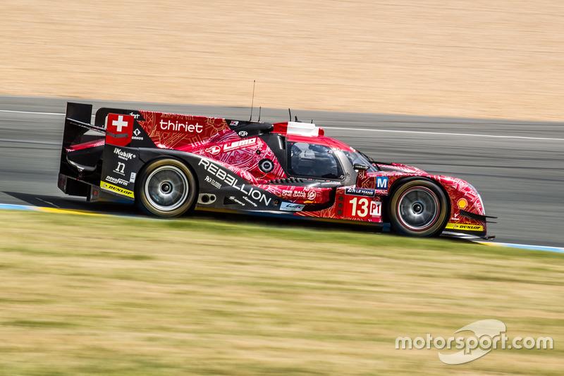 #13 Rebellion Racing - LMP1