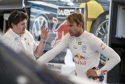 Richard Browne, Andreas Mikkelsen, Volkswagen Polo WRC, Volkswagen Motorsport