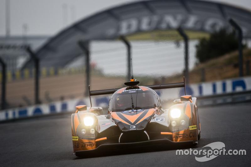 LMP2: #49 Michael Shank Racing, Ligier JS P2 Honda
