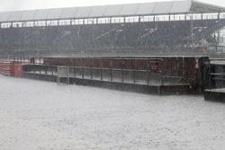 La pioggia annulla Gara 3